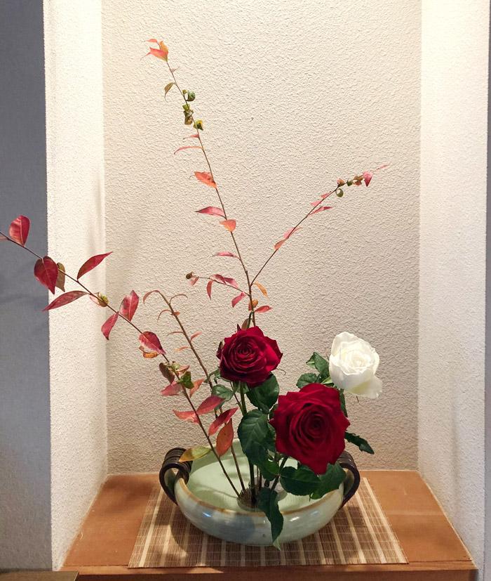 生け花のオンラインレッスン