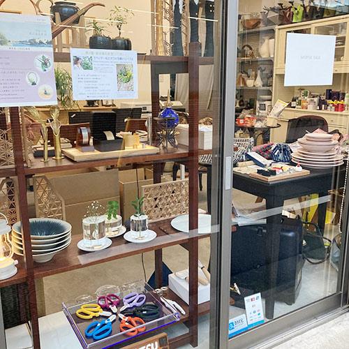 La Bonne Aventure(ラボナバンチュール)店舗